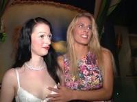 lesbische actie met chelsey en larissa
