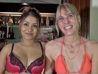 lesbische vrouwen sex met tatum en gina